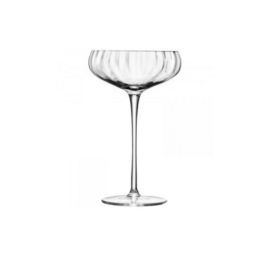 lsa aurelia champagne saucer